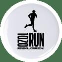 badge rond 1020 run Renens