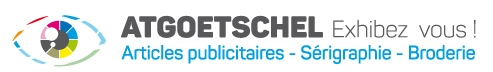 logo des objets publicitaires et sérigraphie